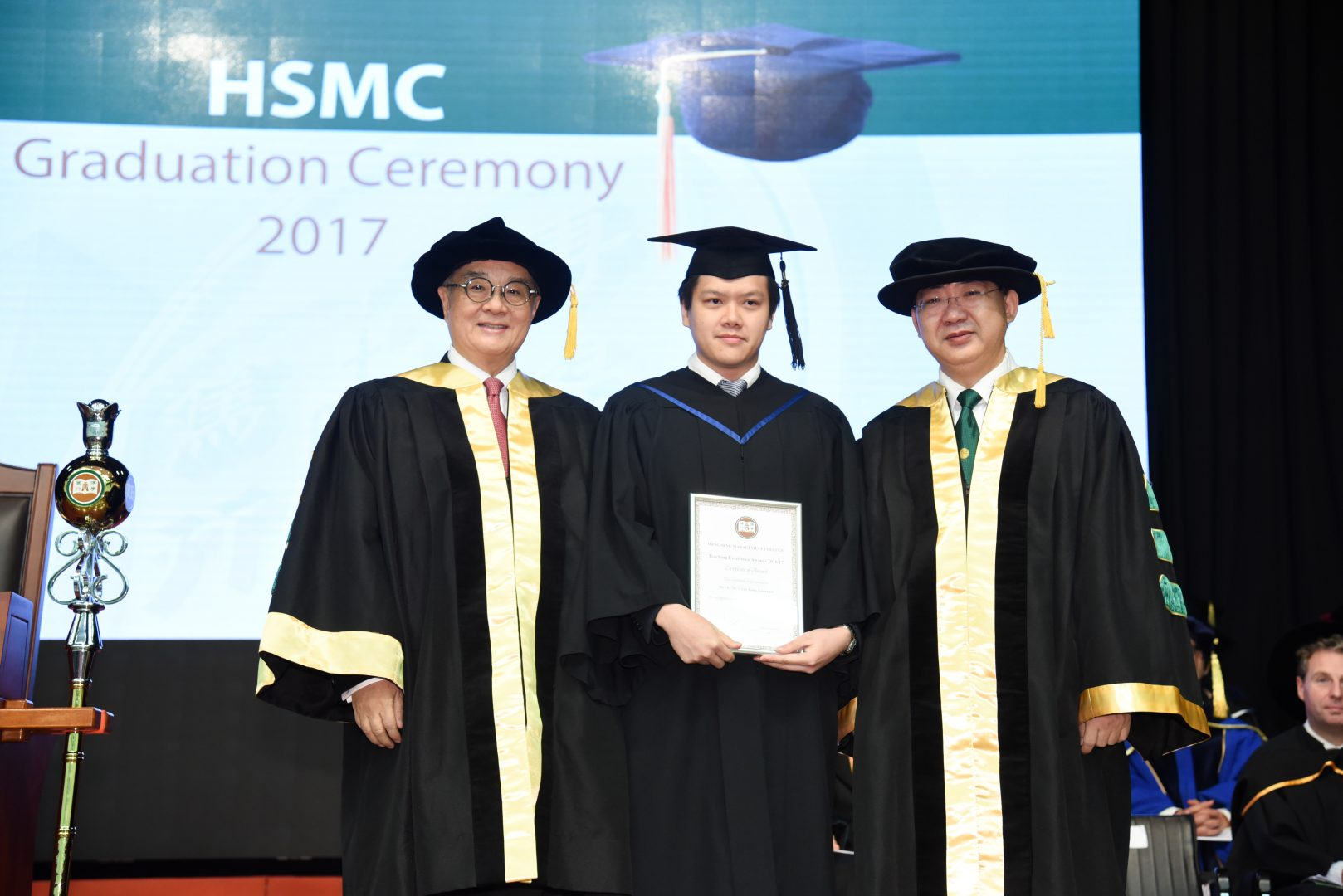 Chun Long - Execellent Teaching Award