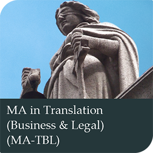 MA Translation (Business and Legal)