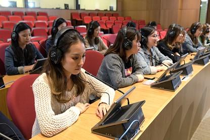 恒大商務翻譯(榮譽)學士 翻譯新領域 語言科技並重